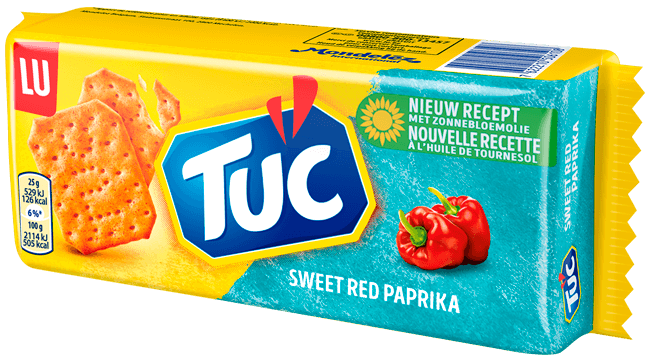 TUC Sweet Red Paprika 100g
