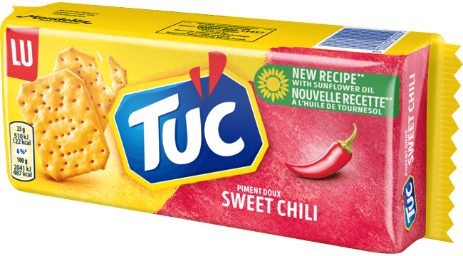 TUC Sweet Chili 100g